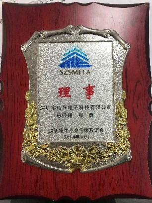 深圳市中小企联谊会理事成员