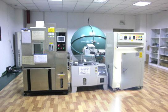 光老化实验室