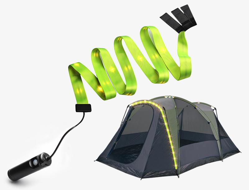 户外露营帐篷灯